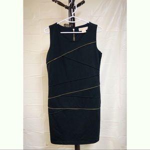 Michael Kors Black Sheath Dress